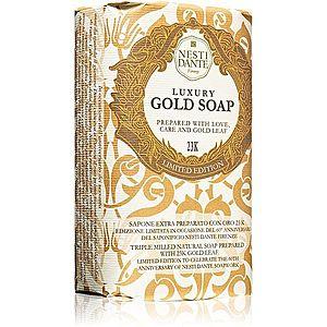 Nesti Dante Gold luxusní mýdlo 250 g obraz
