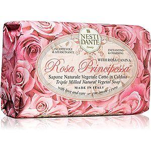 Nesti Dante Rose Principessa přírodní mýdlo 150 g obraz