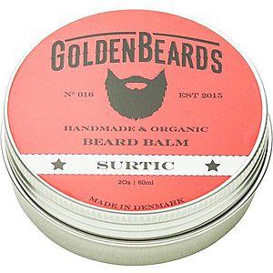 Golden Beards Surtic balzám na vousy 60 ml obraz