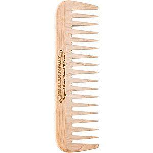Mr Bear Family Grooming Tools dřevěný hřeben na vousy obraz