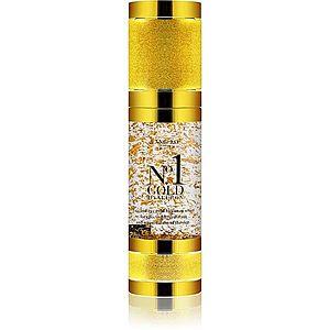 Di Angelo Cosmetics No1 Gold hyaluronové sérum pro okamžité rozjasnění a omlazení pleti 30 ml obraz