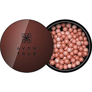 Avon True Colour bronzové tónovací perly odstín Medium Tan 22 g obraz