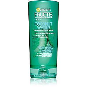 Garnier Fructis Coconut Water posilující balzám na vlasy 200 ml obraz