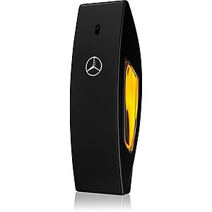 Mercedes-Benz Club Black toaletní voda pro muže 100 ml obraz