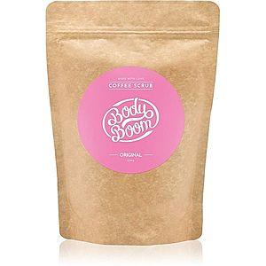 BodyBoom Original kávový tělový peeling 200 g obraz