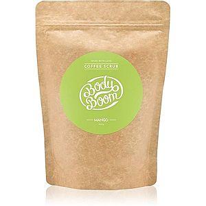 BodyBoom Mango kávový tělový peeling 200 g obraz