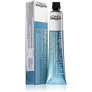 L'Oréal Professionnel Majirel High Lift permanentní barva na vlasy odstín HL Ash+ 50 ml obraz