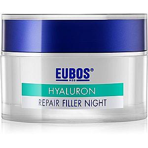 Eubos Hyaluron regenerační noční krém proti vráskám 50 ml obraz