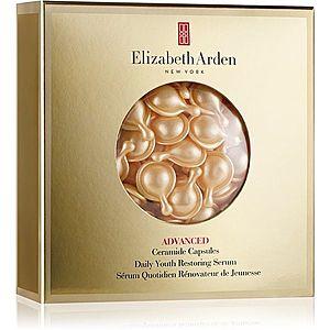 Elizabeth Arden Ceramide Advanced Capsules pleťové sérum v kapslích 45 cap obraz