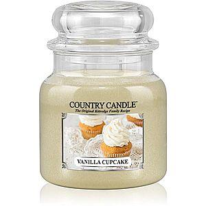 Country Candle Vanilla Cupcake vonná svíčka 453 g obraz