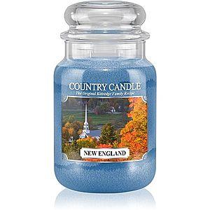 Country Candle New England vonná svíčka 652 g obraz