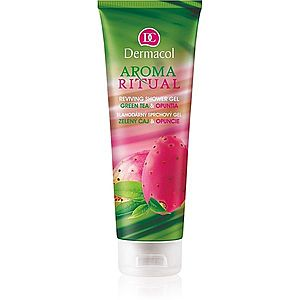 Dermacol Aroma Ritual Green Tea & Opuntia sprchový gel 250 ml obraz