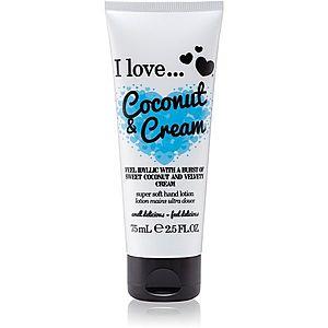 I love... Coconut & Cream krém na ruce 75 ml obraz