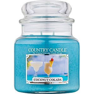 Country Candle Coconut Colada vonná svíčka 453 g obraz