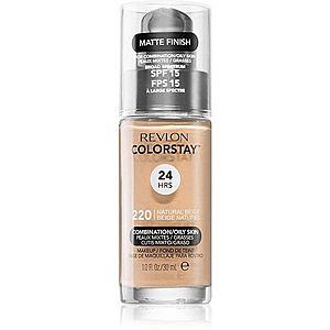 Revlon Cosmetics ColorStay™ dlouhotrvající matující make-up SPF 15 odstín 220 Natural Beige 30 ml obraz