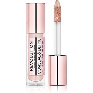 Makeup Revolution Conceal & Define tekutý korektor obraz