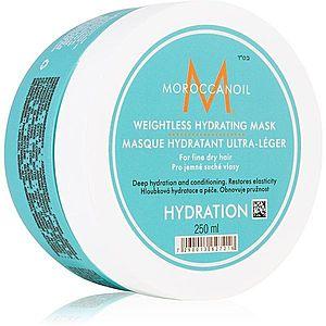 Moroccanoil Hydration hloubkově hydratační maska pro jemné až normální vlasy 250 ml obraz