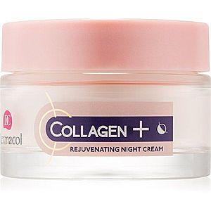 Dermacol Collagen+ intenzivní omlazující noční krém 50 ml obraz