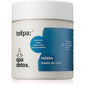 Tołpa Spa Eco Relax tělové máslo pro velmi suchou pokožku 250 ml obraz