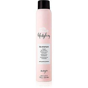 Milk Shake Lifestyling suchý šampon pro všechny typy vlasů 225 ml obraz