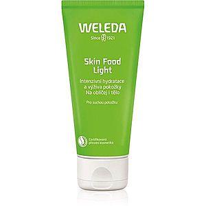 Weleda Skin Food lehký hydratační krém pro suchou pokožku 75 ml obraz