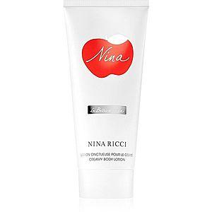 Nina Ricci Nina tělové mléko pro ženy 200 ml obraz