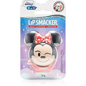 Lip Smacker Emoji výživný balzám na rty Minnie 7.4 g obraz
