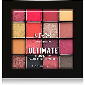 NYX Professional Makeup Ultimate Shadow paletka očních stínů odstín Phoenix 16 x 0.83 g obraz