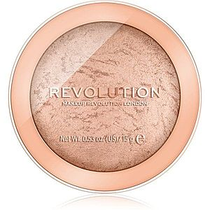 Makeup Revolution Reloaded bronzer obraz
