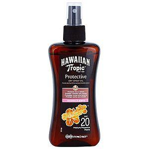 Hawaiian Tropic Protective olej na opalování ve spreji SPF 20 200 ml obraz