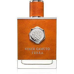 Vince Camuto Terra Men toaletní voda pro muže 100 ml obraz