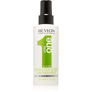 Revlon Professional Uniq One All In One Green Tea bezoplachová péče ve spreji 150 ml obraz