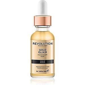 Revolution Skincare Gold Elixir pleťový elixír s šípkovým olejem 30 ml obraz