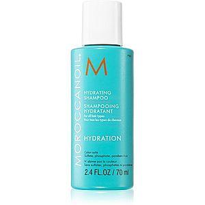 Moroccanoil Hydration hydratační šampon s arganovým olejem 70 ml obraz