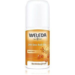 Weleda Rakytník deodorant roll-on bez obsahu hliníkových solí s 24hodinovou ochranou 50 ml obraz