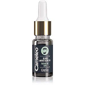 Delia Cosmetics Cameleo Men vyživující olej na vousy a knír 10 ml obraz