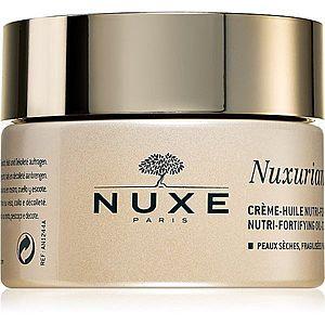 Nuxe Nuxuriance Gold vyživující olejový krém s posilujícím účinkem pro suchou pleť 50 ml obraz