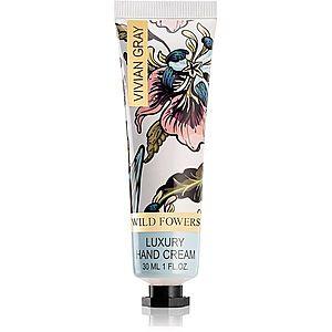 Vivian Gray Wild Flowers luxusní krém na ruce 30 ml obraz