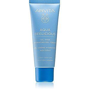 Apivita Aqua Beelicious hydratační gel krém 40 ml obraz