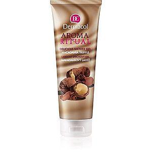 Dermacol Aroma Ritual Macadamia Truffle krémový sprchový gel 250 ml obraz