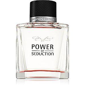 Antonio Banderas Power of Seduction toaletní voda pro muže 100 ml obraz