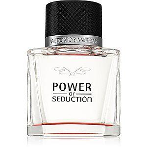 Antonio Banderas Power of Seduction toaletní voda pro muže 50 ml obraz
