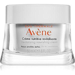 Avène Skin Care výživný revitalizační krém pro citlivou a suchou pleť 50 ml obraz