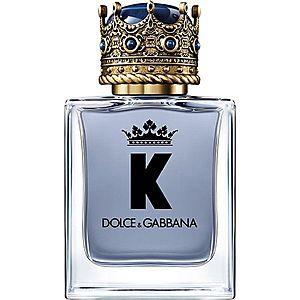 Dolce & Gabbana K by Dolce & Gabbana toaletní voda pro muže 50 ml obraz