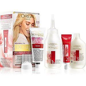 L'Oréal Paris Excellence Creme barva na vlasy odstín 10.13 obraz