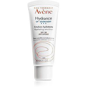 Avène Hydrance hydratační emulze SPF 30 obraz