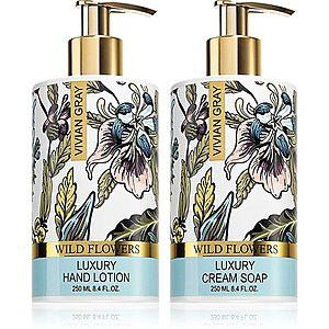 Vivian Gray Wild Flowers dárková sada XIV. pro ženy obraz