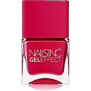 Nails Inc. Gel Effect lak na nehty s gelovým efektem odstín Covent Garden Place 14 ml obraz