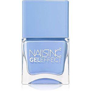 Nails Inc. Gel Effect lak na nehty s gelovým efektem odstín Regents Place 14 ml obraz