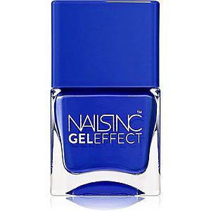 Nails Inc. Gel Effect lak na nehty s gelovým efektem odstín Baker Street 14 ml obraz